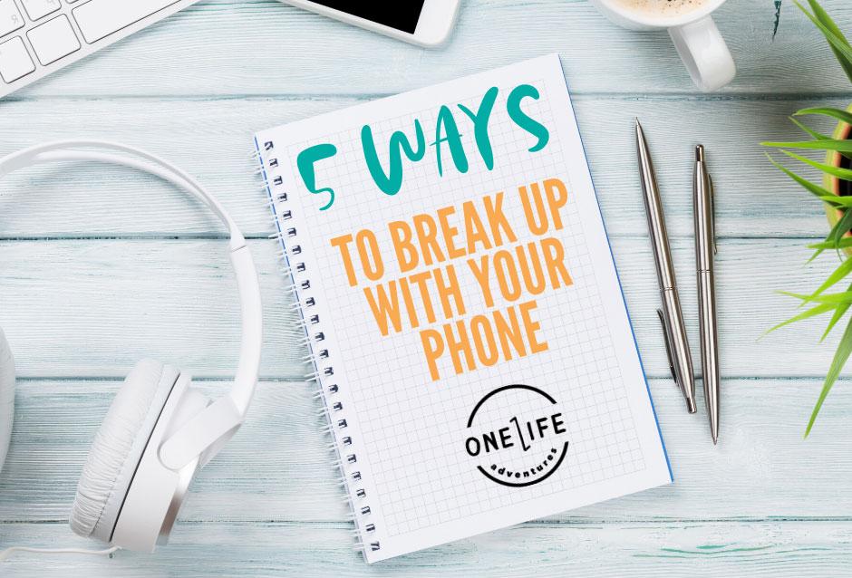 5 Ways to Break Up With Your Phone