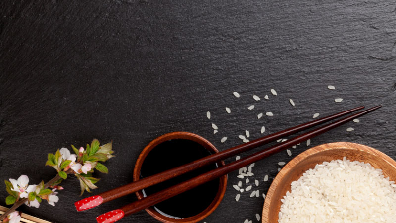 Cook With Us: Sushi Bowl Recipe
